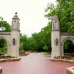 Bloomington Arch